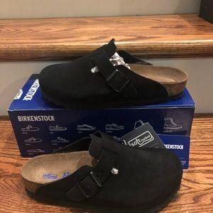 Birkenstock Boston black 6 medium new